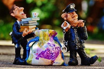 警官の役目
