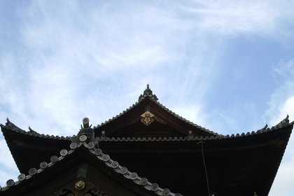 禅寺の頭部