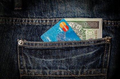 ポケットに入っているカード