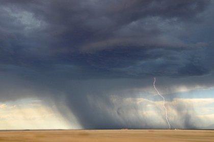 局地的な雨