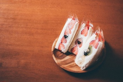 イチゴサンド