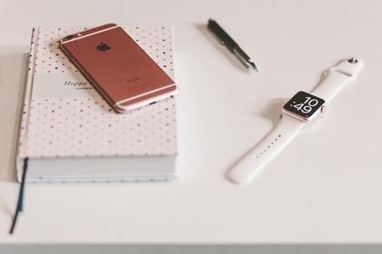 iPhoneとAppleWatch