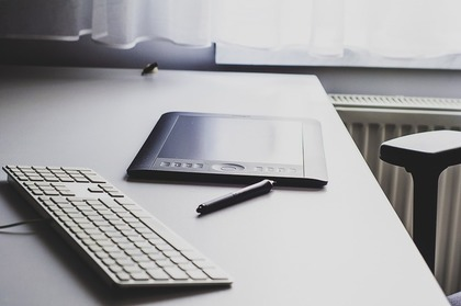 タブレット端末とタッチペン
