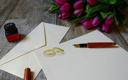 封筒と手紙