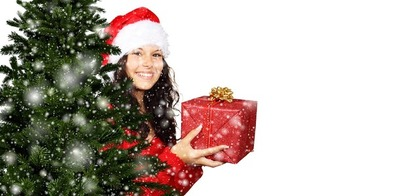サンタガールとプレゼント