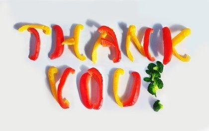 野菜で作った文字