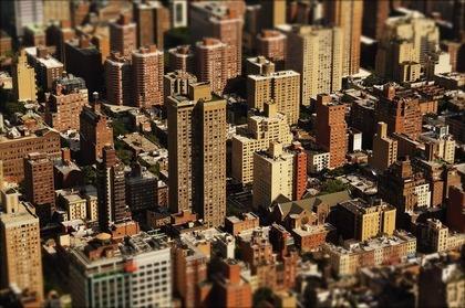 大都市のイメージ