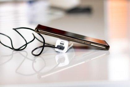 USB電源が2口ついているACアダプター