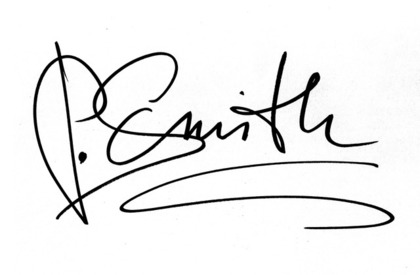 ジェネレーターで作ったサイン