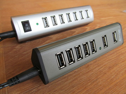 USBポートのみの延長コード
