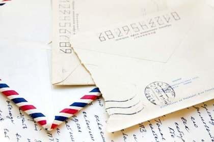 メールの宛先
