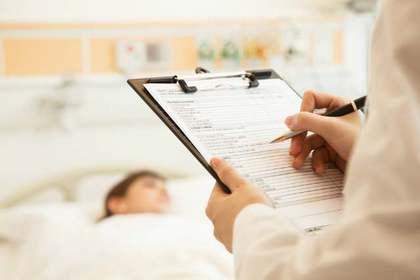 働く医療従事者