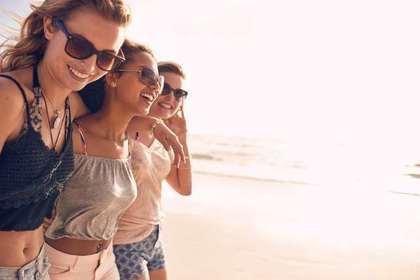 友人を大切にする女性たち