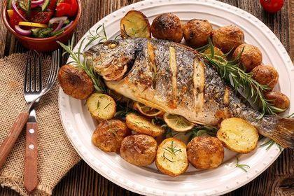 面倒な魚料理