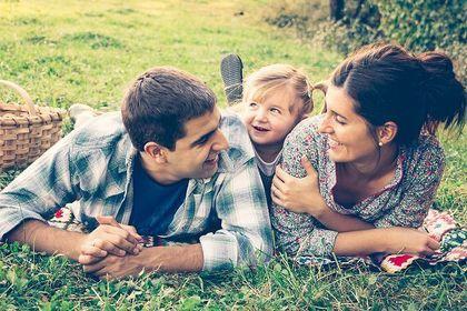 子供のIQを高めるため会話を楽しむ親子