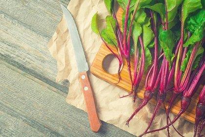 野菜の下処理