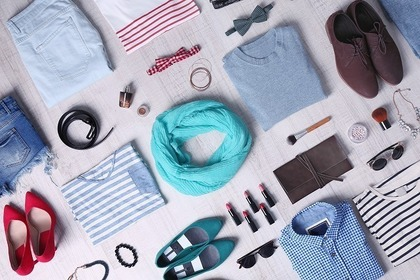 ファッション道具