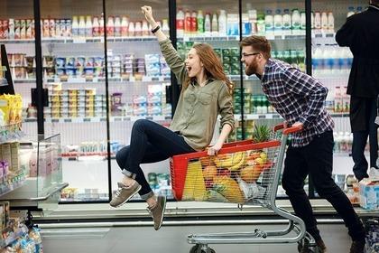 賞味期限切れ間近の食品の激安販売店舗②サンケイスーパー