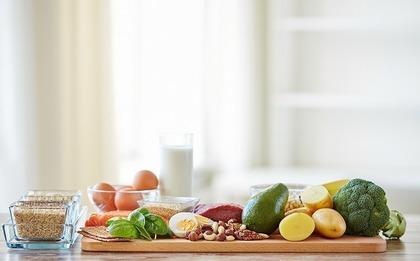 まな板の上の野菜