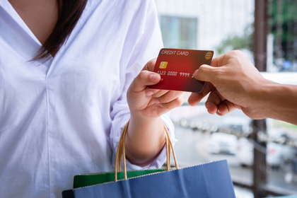 クレジットカードの画像①