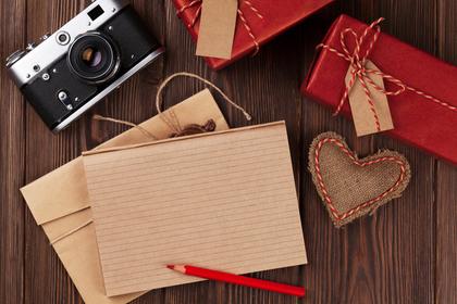 手紙とカメラ