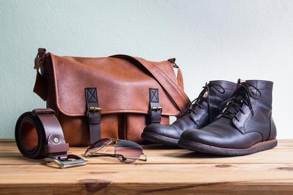 かばんと靴
