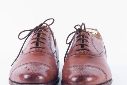 きれいな革靴