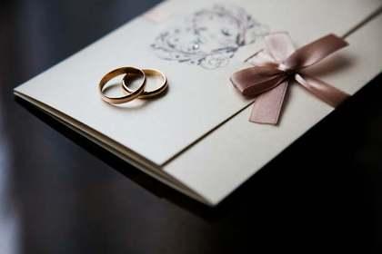 結婚のお知らせ