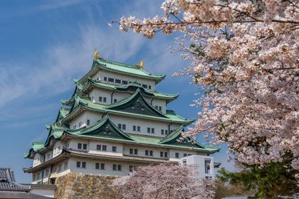 お城の風景