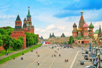 ロシアの街